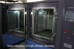 Laboratory High Temperature Low Air Pressure Climatic Test Chamber pictures & photos