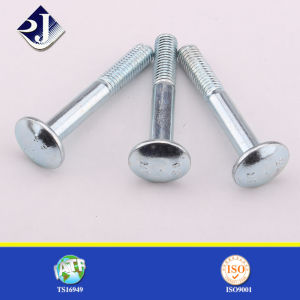 Square Neck Hot DIP Galvanized Carriage Bolt pictures & photos