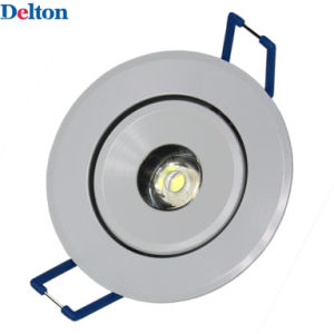 1W Dimmable Round LED Ceiling Lamp (DT-TH-1B) pictures & photos