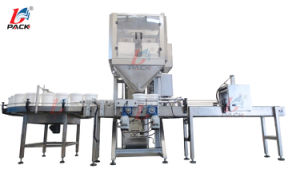 Washing Powder Packaging Line Tub Packing Machine with Ce & SGS