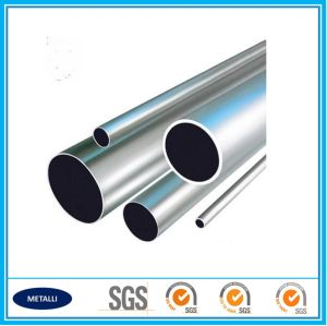 Hot Sale Round Aluminum Pipe pictures & photos