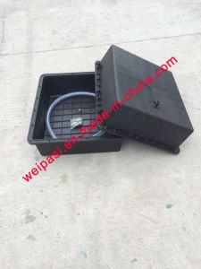 2PCS*120A Solar Battery Ground Box Underground Solar Waterproof Battery Box pictures & photos