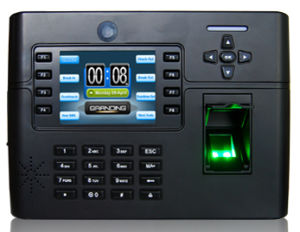 Biometric Fingerprint Time Attendance and Access Control with WiFi (TFT900/WiFi) pictures & photos