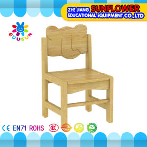 Wooden Children Chair, Elephant Modeling Chair (XYH12143-13)