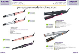2017 The Best Hair Curler Iron Hair Curler Wand pictures & photos
