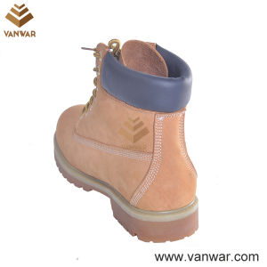 Nubuck Military Working Safety Boots (WWB061) pictures & photos