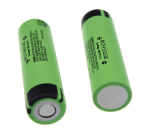 3400mAh Large Capacity Battery NCR18650b 3.7V Rechargeable Lithium Battery