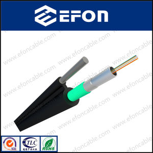 Aerial Self-Support 24/48core Fiber Optic Cable Price Per Meter (GYFTC8S) pictures & photos