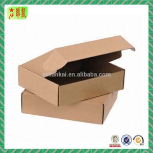 Brown Kraft Tuck Lock Corrugated Paper Mailing Box pictures & photos