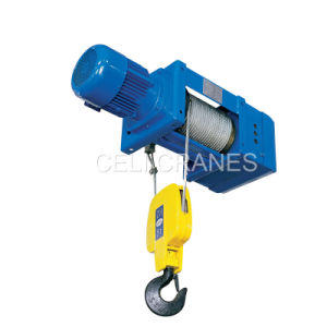 Electric Wire Rope Hoist of Fixed