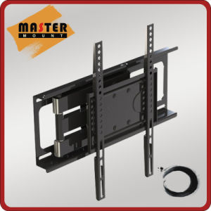 Retractable 90 Degrees Swivel TV Wall Mount For ...