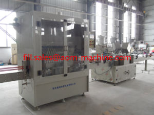 Automatic Anti-Corrosive Angle Neck Bottle Filling Machine / Filler pictures & photos