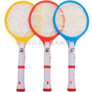Rechargeable Mosquito Swatter with Torch & Flashlight Tb-2011