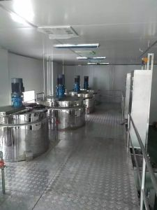Electric Stainless Steel Heating Jacket Tank pictures & photos