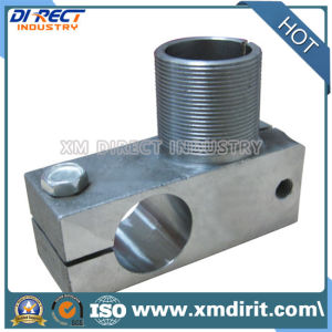 Precision Casting CNC Machining for Turning L Hose Fitting