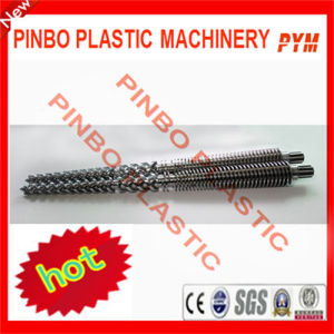 Extruder Machine Conical Screw and Barrel pictures & photos