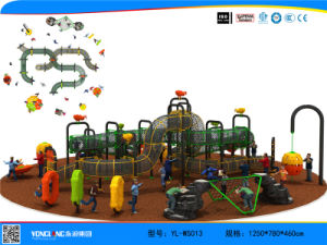 2016 School Playground Equipment for Sale Child Funny Games Toy Rope Playground pictures & photos