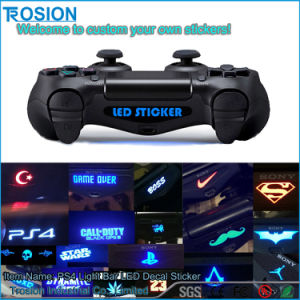 China custom ps4 light bar led cover decal sticker china ps4 light custom ps4 light bar led cover decal sticker mozeypictures Gallery