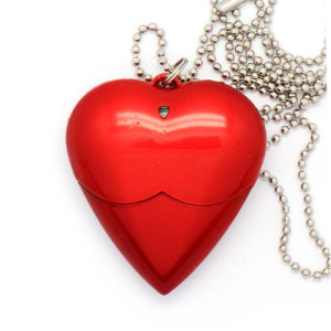 New Arrived Hot Selling Heart Shape USB Flash Memory pictures & photos