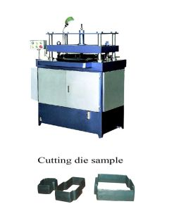 Hydraulic Envelope Pattern Cutting Machine (ZXXF-800) pictures & photos