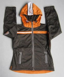 Kid′s Soft Shell Jacket with Hood for Toutdoor Sports