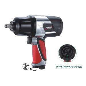 1/2′′ Heavy Duty Air Impact Wrench (Twin Hammer) (NST-5040M) pictures & photos