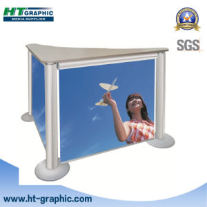 Display Stand For Exhibition : China triangle shape aluminum display stand for exhibition show