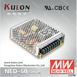 MEAN WELL switching power supply D-60A 5V//12V 60W NEW