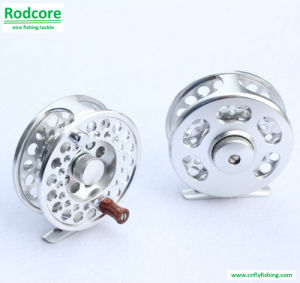 Machine Cut Aluminium Fly Fishing Reel pictures & photos