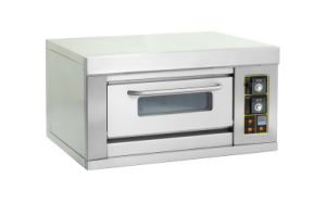 China Single Compartment Gas Oven for Bakery Bread pictures & photos