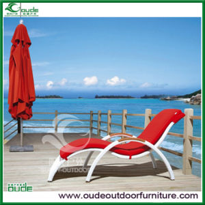 Leisure Outdoor Rattan Chaise Lounge