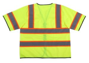 Reflective Short Sleeve Shirt Meet En Made of Knitting Fabric pictures & photos