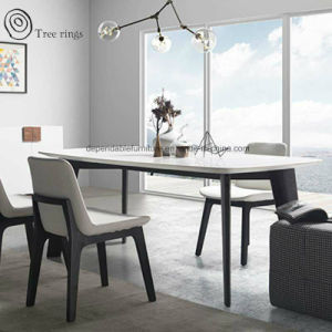 Nordic Style Kitchen Wooden Leather Home Goods Dining Chair Malaysia