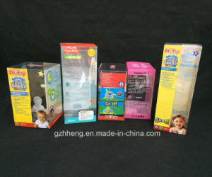 Customized Paper Board Folding Gift Packaging Box Printing(plastic box) pictures & photos