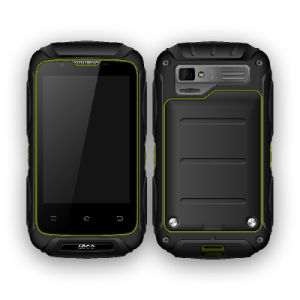 3G 3.5 Inch Mtk6572 Dual Core Rugged IP67 Waterproof Phone