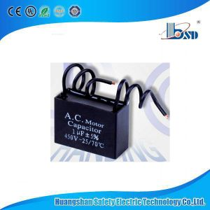 Fan Capacitor, ceiling Fan Capacitor, 450VAC pictures & photos