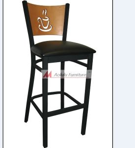 Starbucks Restaurant Dining Chairs/ Modern Stacking Chairs For Cafe  (ALL 209BS Cafe2