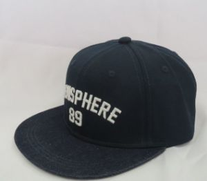 Baseball Cap Woven Cap Flat New Sports Era Cap (WB-080116)