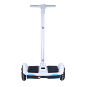 "Smartek 8"" Handle Cool and Safe Unfoldable Unicycle Mini Two Wheel Electric Standing L Balanced Hoverboard Scooter Patinete Electrico S-011 pictures & photos"