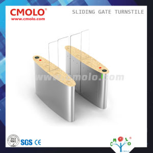 Full Height Flap Barrier Gate (CPW-331HGS)