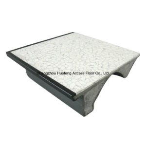 PVC Antistatic Raised Floor 600*600 pictures & photos