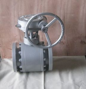 3PCS Type A105 Body Forged Steel Ball Valve