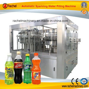 Sparkling Beverage Automatic Filling Machine pictures & photos