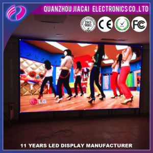 Low Price Custom Full Color P4.81 Big Indoor LED Flexible Screen pictures & photos