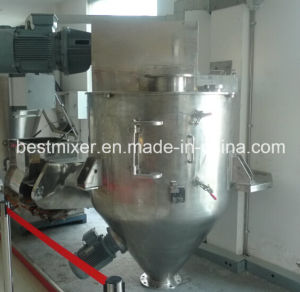 Vertical Ribbon Mixer with High Efficiency Motor pictures & photos
