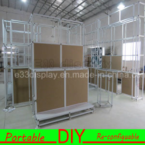 Portable Modular Aluminium Frame Stand Trade Show Fair Exhibition Booth pictures & photos