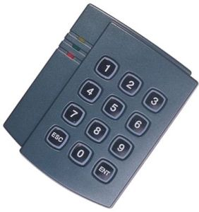 ID/IC Card Reader with Password Keyboard (CV-1026MH-C/D)
