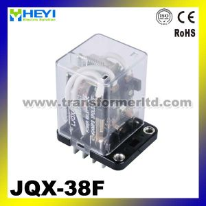 Electrical Relay 11 Pin 12V Relay Module Jqx-38f pictures & photos
