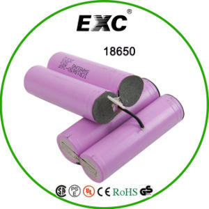 18650 Lithium Rechargeable lithium Battery 2200mAh Battery Pack pictures & photos