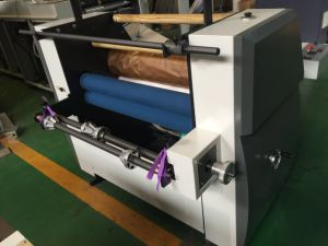 Hot Glueless Film Laminator Machine with Big Roller pictures & photos